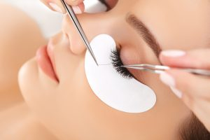 eyelash extensions in Durham
